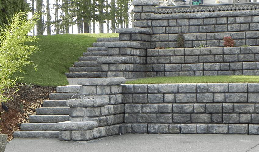 Puget Sound Precast Concrete Redi Rock Wa Concrete